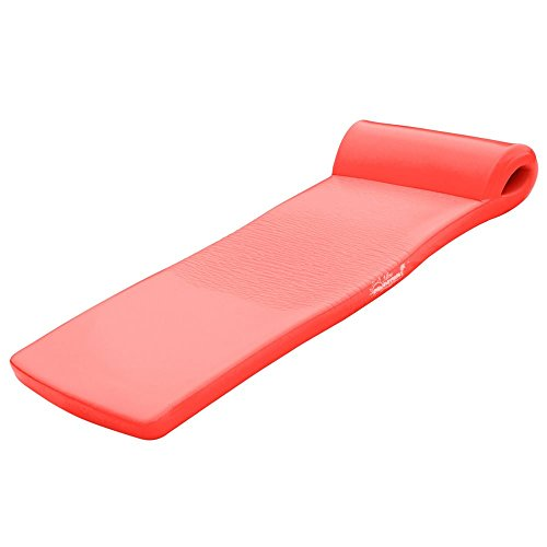 Ultra Sunsation Pool Mat Color: Caribbean Coral by TRC Recreation LP