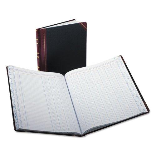 Columnar Book,12 Column to Rt.,150 Pgs,12-1/4 quot;x10-1/8 quot;,Black by Esselte Pendaflex Corporation - Products