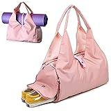 UIYTR Yoga Mat Gym Bag Fitness Bags for Women Men Training Sac De