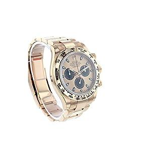 Rolex Daytona 40 Pink and black Dial 18k Rose Gold Mens Watch 116505