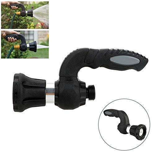 The Perfect Mighty Garden Nozzle-Power Blaster Hose Nozzle, Adjustable Garden Hose Spray Nozzle for Garden Lawn Plants Watering Car Washing