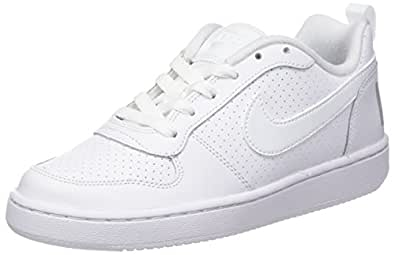 Amazon.com | Nike - Court Borough Low GS - 839985100