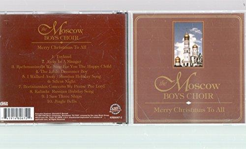 Merry Christmas To All (Moscow Boys Christmas Choir)