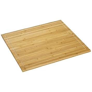 Kesper  Planche  Dcouper Spcial Plaque De Cuisson Bambou