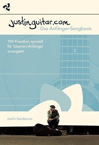 Justinguitar.com   Das Anfänger Songbook  Lehrmaterial Für Gitarre