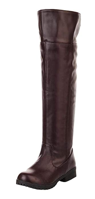rational construction beautiful style great discount for Adult Men's Cos-Play Knee-high Boot Riding Boots