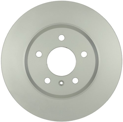 Bosch 25010632 QuietCast Premium Disc Brake Rotor For 2006-10 Buick Lucerne; 2006-13 Chevrolet Impala, 2006-07 Monte Carlo, ()
