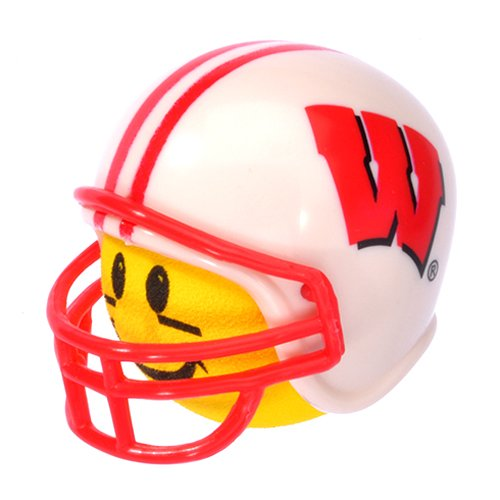 - Antenna Balls Wisconsin Badgers Football Car Antenna Topper (Yellow Face)
