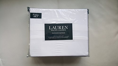 Lauren Ralph Dunham White Sheet product image
