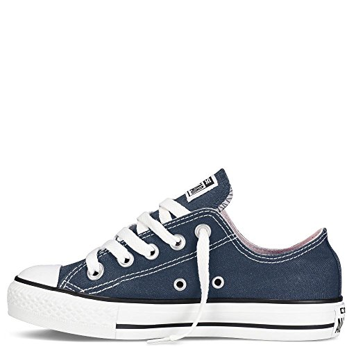 mode Marine Blu Chuck Neon mixte Star Taylor Baskets All enfant Converse Wash Ox g48BawKqn