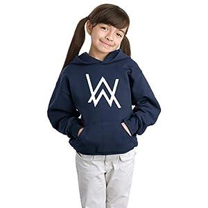 Crazy Prints Girl's Cotton Sweatshirt