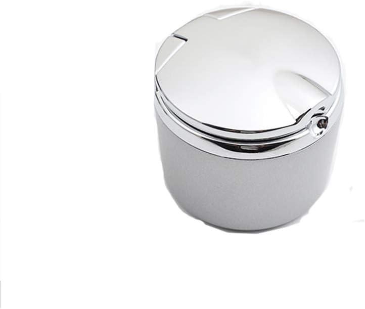 Qccoknn Für Mercedes Benz Aschenbecher Mit Deckel Auto Innenausstattung Autozubehör Aschenbecher Küche Haushalt