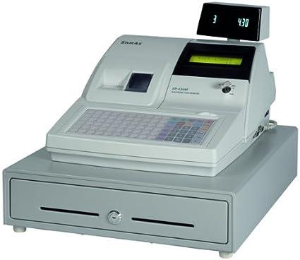 Caja Registradora, Samsung ER de sistema 430 m, caja con 2 ...