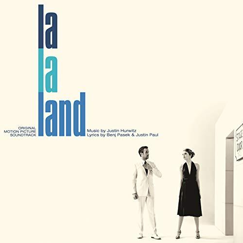 La La Land: Original Motion Picture Soundtrack [LP] (Ryan Gosling Black Und White)