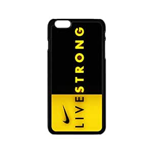 Live Strong Black iPhone plus 6 case