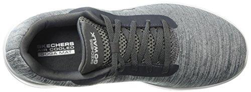 Zapatillas hero Para Skechers Joy Walk Carbón Mujer Go tOISqC