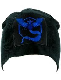 Team Mystic Blue Pokemon Go Beanie Alternative Style Clothing Knit Cap