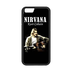 "Iphone6 Plus 5.5"" 2D DIY Hard Back Durable Phone Case with Nirvana Image"