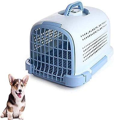 Cxjff Jaulas portátiles for Mascotas for Perros pequeños, Jaula de ...