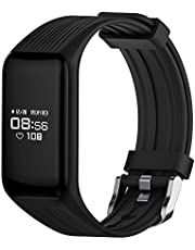 Fitness Tracker Smart Band MGcool B3 InLife Continuous Heart Rate Monitor Bracelet of Activity Tracker, Sleep Monitor, Step Counter, Stopwatch, Reminder