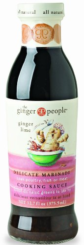 (GINGER PEOPLE SAUCE GINGER LIME, 12.7 OZ)