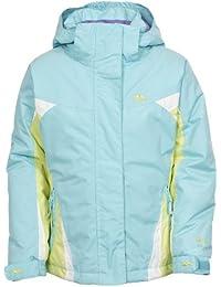 girls Trespass Girls Jodilynn Waterproof Windproof Padded Ski Jacket
