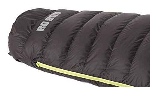 Trangoworld RD 900 - Saco de dormir, color negro / verde fluorecente: Amazon.es: Zapatos y complementos