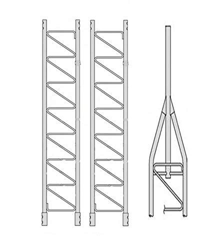 (ROHN 45G Series 30' Basic Tower Kit)