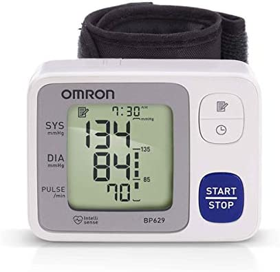 73BP629EA – 3 Series Wrist Blood Pressure Unit