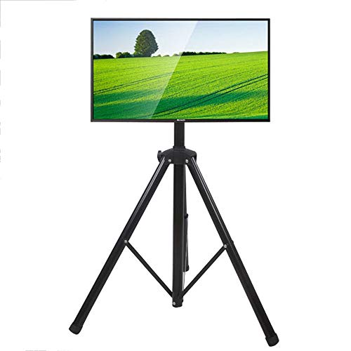Lcd Panel Monitor Flat Stand - LYNICESHOP Portable TV Tripod,LCD Flat Panel Monitor Stand,Adjustable Height,for 18