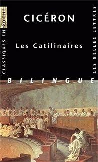 Catilinaires : Edition latin-français par  Cicéron