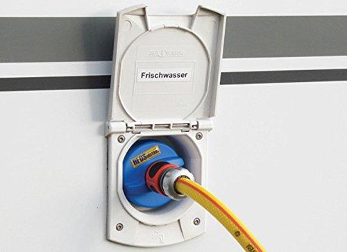 41eWAlnE9yL HEOSwater Wassertankdeckel 5251 Connector universal mit Gardena-Anschluss