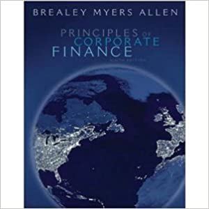 Principles of Corporate Finance, 9th Edition