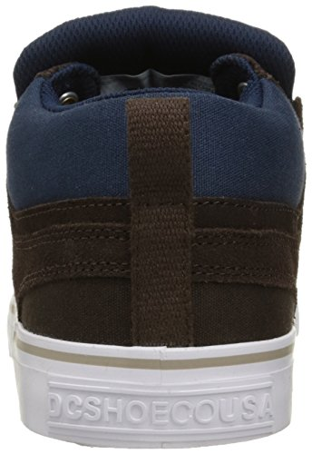 Tan DC Lynx Skate Vulc Brown Shoe Mid YBr6qY