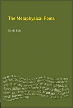 The Metaphysical Poets (Longman Medieval and Renaissance Library)