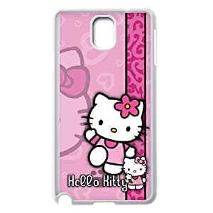 Samsung Galaxy Note 3 Cell Phone Case Whtie Hello Kitty exquisite Anime image AIO6256184