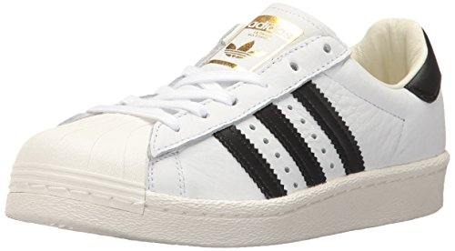 Adidas Originals Heren Superstar Ftwwht, Cblack, Goldmt