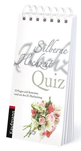 Silberne Hochzeit Quiz
