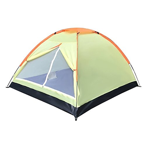 Le Papillon 2 Person Camping Tent Backpacking Tent with Carrying Bag