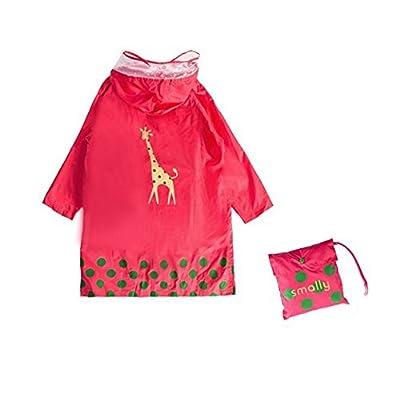 Veste Manteau De Enfants Imperméable Pluie Poncho Gim n0qAxOwn