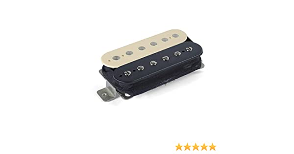 Amazon.com: Golden Age Humbuckers, Zebra (cream & black) exposed coils, bridge: Musical Instruments