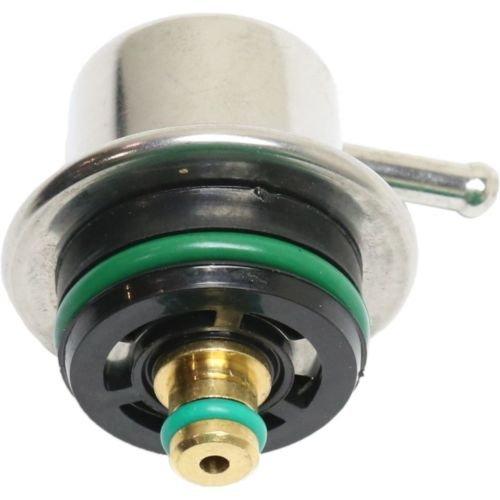Make Auto Parts Manufacturing - 750IL 88-93 / 3-SERIES 91-95 / SPORTAGE 95-97 FUEL PRESSURE REGULATOR, Angled Nipple Orientation - REPB318102