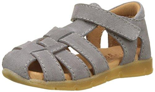 Unisex Babies 70232117 First Walking Shoes Grey Size Bisgaard yGEoErc
