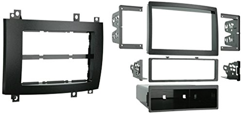 Cadillac Srx Dash - Metra 99-2006 Installation Kit for Select 2003-2006 Cadillac CTS/SRX Vehicles