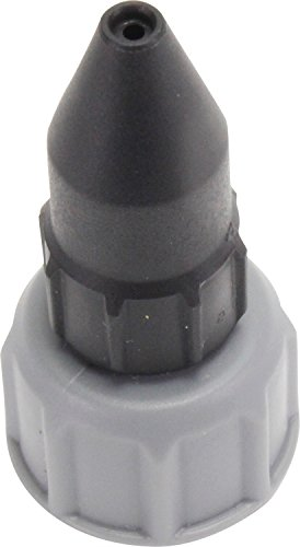 Smith Performance Sprayers 182917 Adjustable Nozzle with Gray Poly Threading