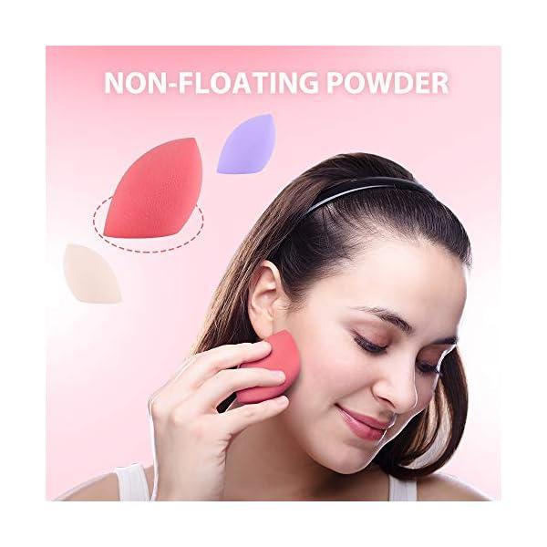 Best Beauty Makeup Sponge | New 9 Pack Makeup Blenders Cosmetic