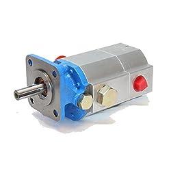 13 GPM 2 Stage Log Splitter Gear Pump [91-129-PUMP-13]