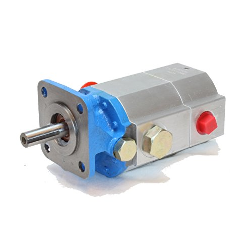 11 GPM 2 Stage Log Splitter Gear Pump [91-129-PUMP-11]