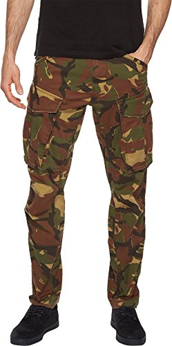 G-Star Men's Rovic 3D Tapered Army Pants Dark Fall for sale  Delivered anywhere in USA
