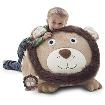 Big Joe Bean Bagimal, Leo the Lion